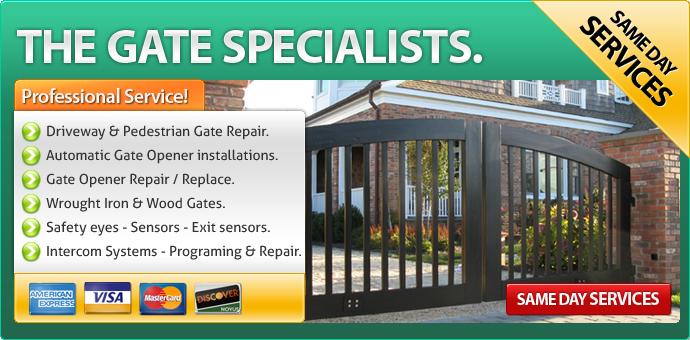 Gate repair Indio CA